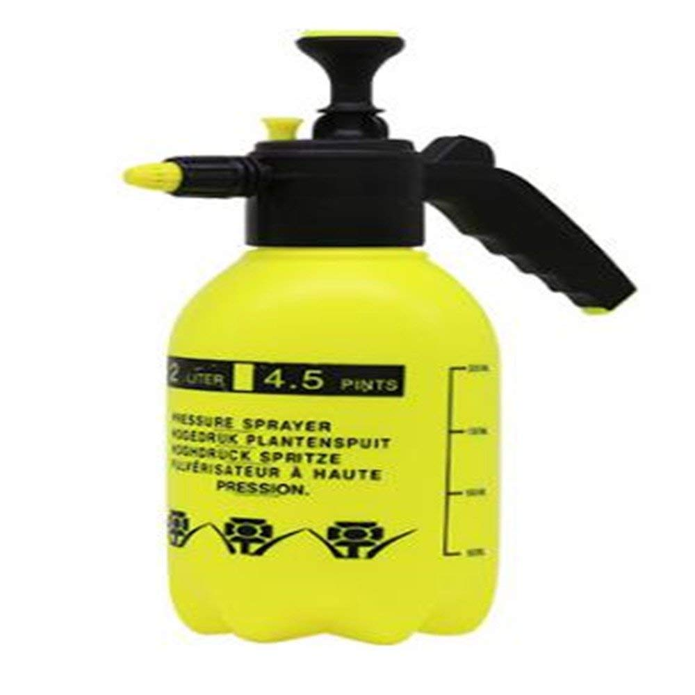 Sgarden Garden Sprayer, Multi-Purpose Hand Pump Sprayer Water Sprayer Mister 2L/0.5 Gallon for Household Plant and Wash Car