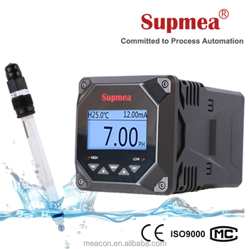 Factory Supply Ph Controller With Industrial Electrodes Buy