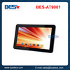 Newest designed 9 inch dual core android tablet gps wifi g sensor