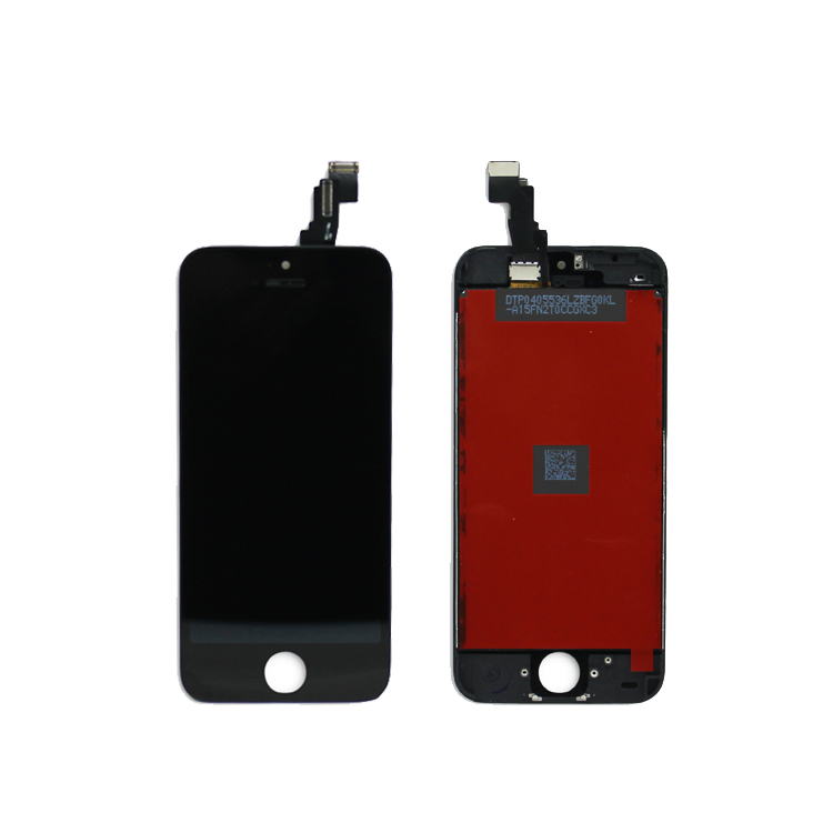 New products from market without color door longteng lcd for iphone 5c lcd screen complete