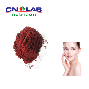 100% pure astaxanthin powder / Anti-oxidation natural haematococcus pluvialis powder