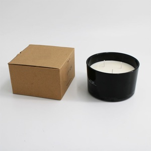 100% Biologische Soja Wax Custom Private Label Geurkaars in Bulk Groothandel Kaarsen