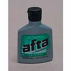 Afta Aftershave ( AFTERSHAVE, AFTA, 3 OZ ) 24 Each / Case