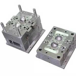 low-price cheap spare part small quantity plastic injection mould injection mold