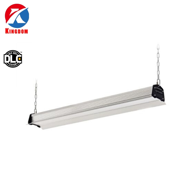 4 module 4 foot warehouse industrial LED aisle lighting pendant 200w