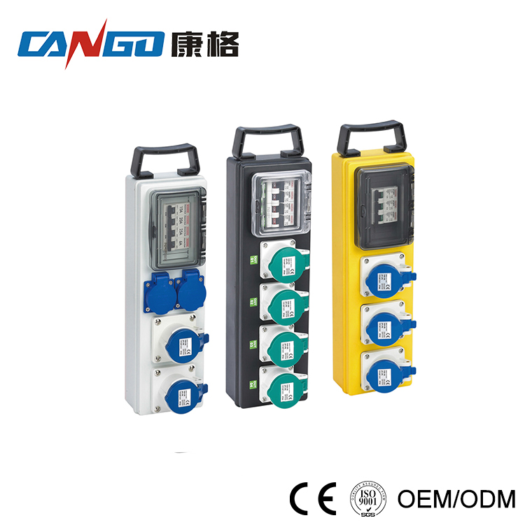 Hot Selling Portable Industrial Combination Distribution Socket Box