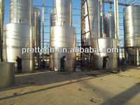 stainless steel fermenting jar used for winery