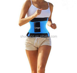 Hot New Product for 2016 Lumbar Waist Support Protector Fitness Belts Waist Belly Shaper Belt Slimming Belts Weight Loss Corset