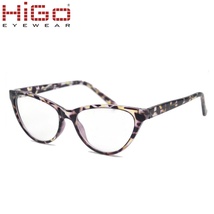 Latest Trends Cat Eye Shape Injection Optical Frame Prescription ...