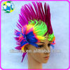 (DX-JF133)Mixed Color Carnival Wig carzy fans wigs