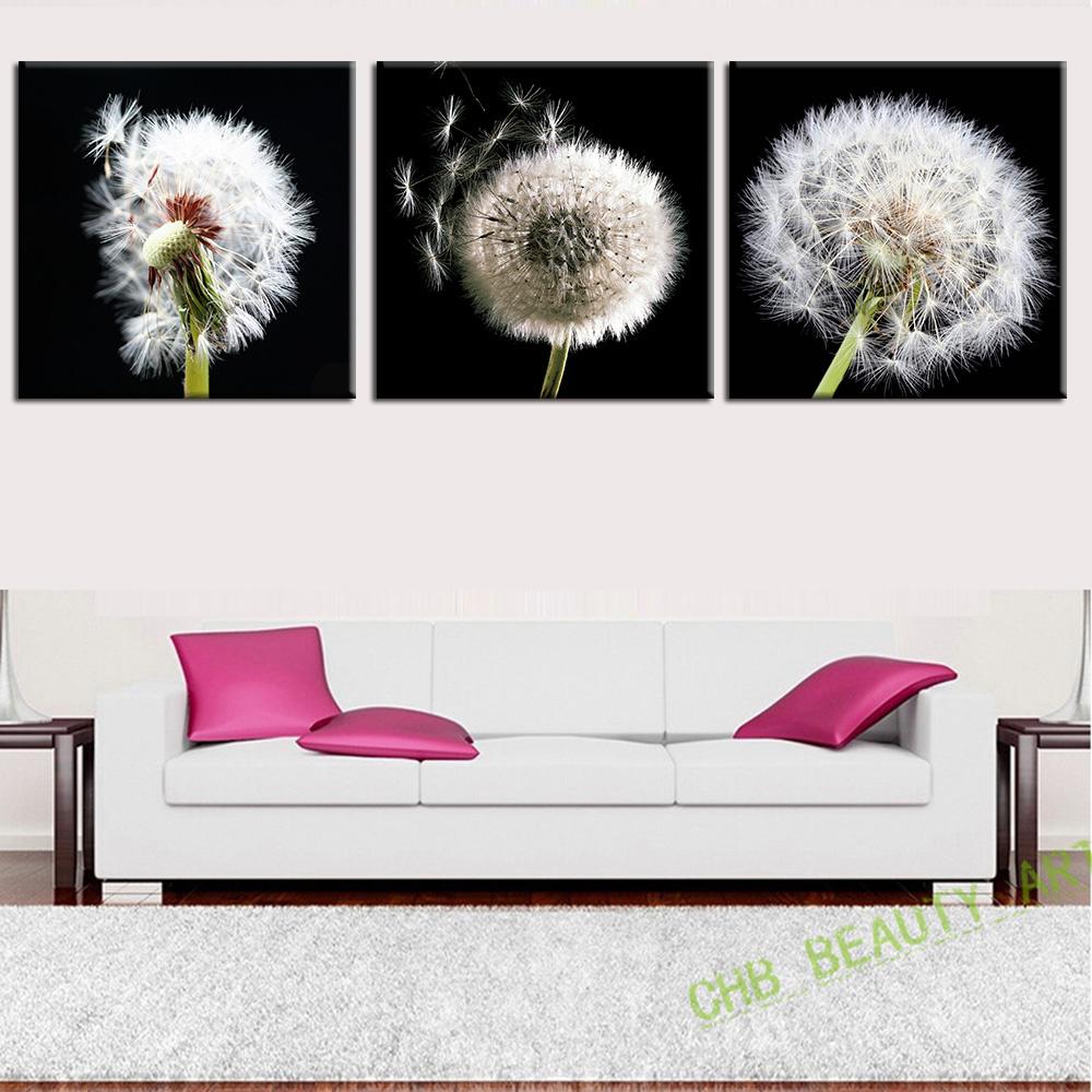 commentaires pissenlit peinture toile faire des achats en ligne commentaires pissenlit. Black Bedroom Furniture Sets. Home Design Ideas