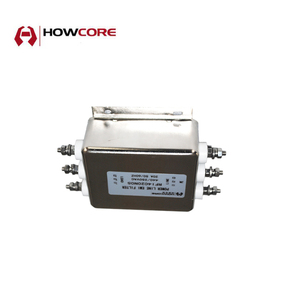Noise Filter 3 Phase AC EMI Filter Low Pass Filter