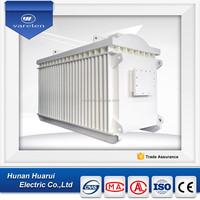 Mining flame proof/water proof dry-type transformer,2000kva