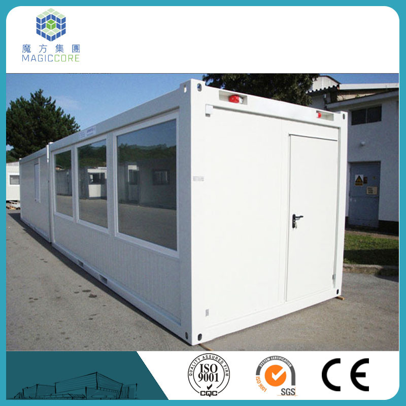 standard size easy built foldable 20ft containers sales in Iraq