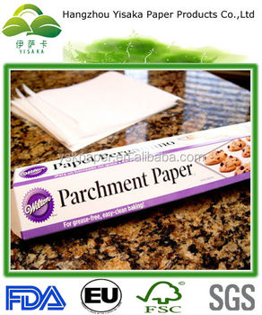 cooking in parchment paper