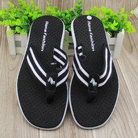 high quality brand flip flop men sandals