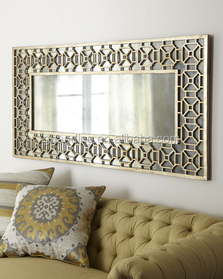 Mirror Glass Furniture Manufacture Living room Decorative Wall Mirror