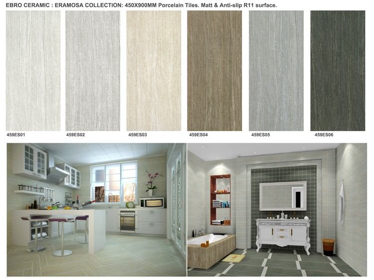 Cement Look House Front Wall Tiles Design 450x900mm Buy Cement