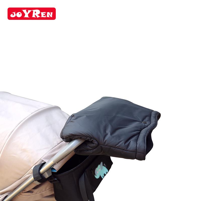 Joyren Baby Stroller Accessories Winter Waterproof Hand Muff