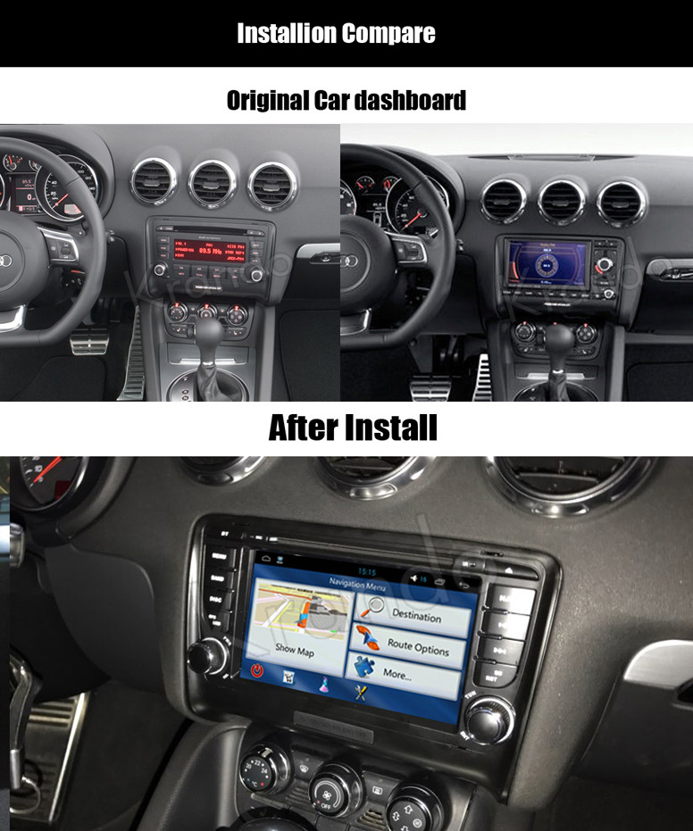 krando audi tt 2006 2007 2008 2009 2010 2011 2012 2013 android car radio gps dvd player navigation multimedia system (2)