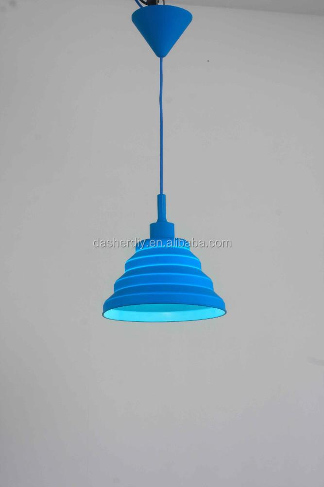 Hot Sales Modern Chandelier Light /silicon Pendant Light Plastic ...