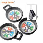 Pirate Theme Mini Plastic Compass Party supplier Halloween Compass