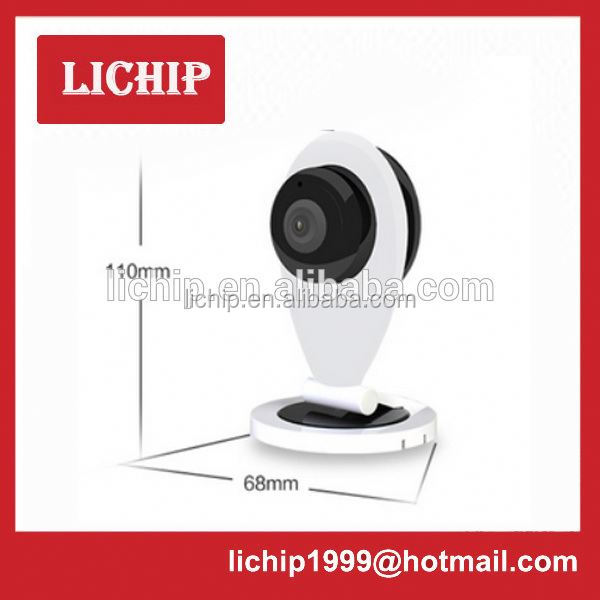 magnetic base for 360 degree placement smart home ip camera 2015 hot selling new product