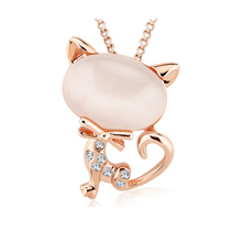 OUXI china supplier fashion women cute necklace neckless jewelry