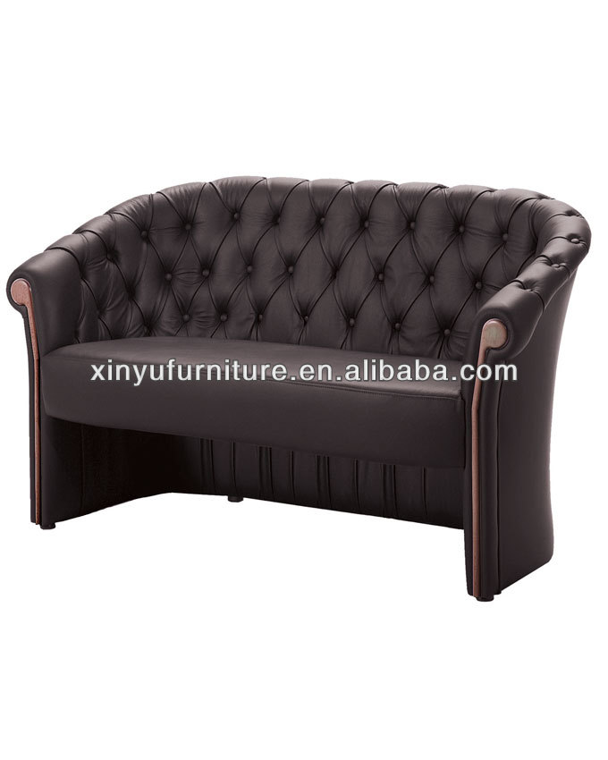 Bar club tub sofa with pu leather XY3341