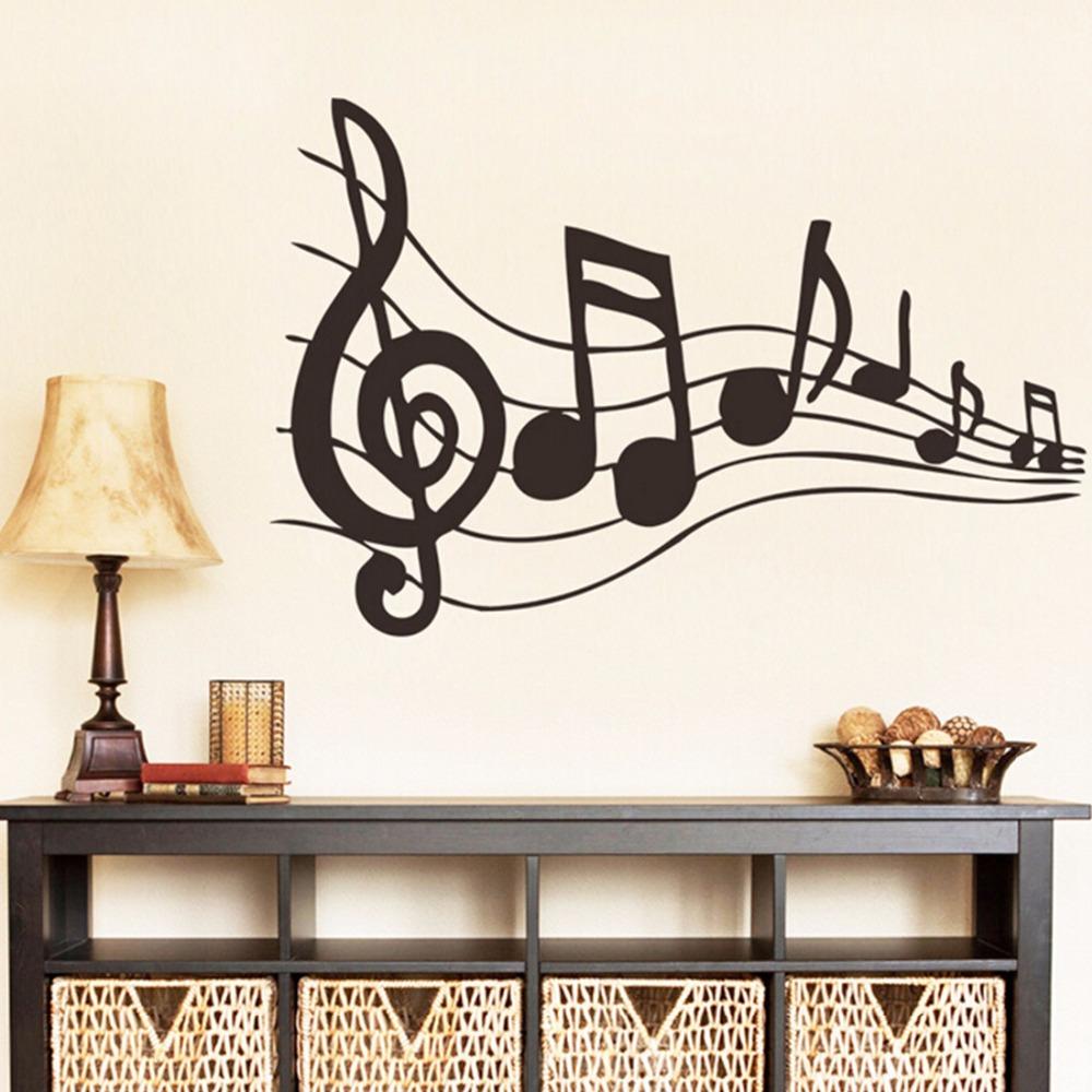 Music Sticker Music Is My Life Theme Music Bedroom Decor