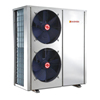 Center air conditioning and hot water all in one/ air to water heat pump, R410A, from 6kw ~20kw