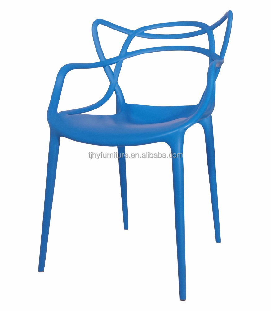 Newly improved products ISO 9001:2008 Plastic Dining chairs
