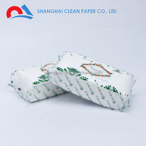Industrial Custom Printed Facial Tissue