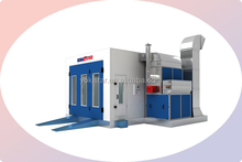 Yokistar commercial spray booth indoor paint booth supplier for sale