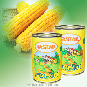Agriculture Foods Fresh canned sweet corn 2840g