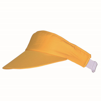 67c16d9fce2 100%Cotton Twill empty top tennis golf visor hat sport sun visor with  padded sponge