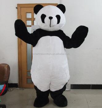 Professional adult panda mascot costume & Professional Adult Panda Mascot Costume - Buy Panda CostumeAdult ...