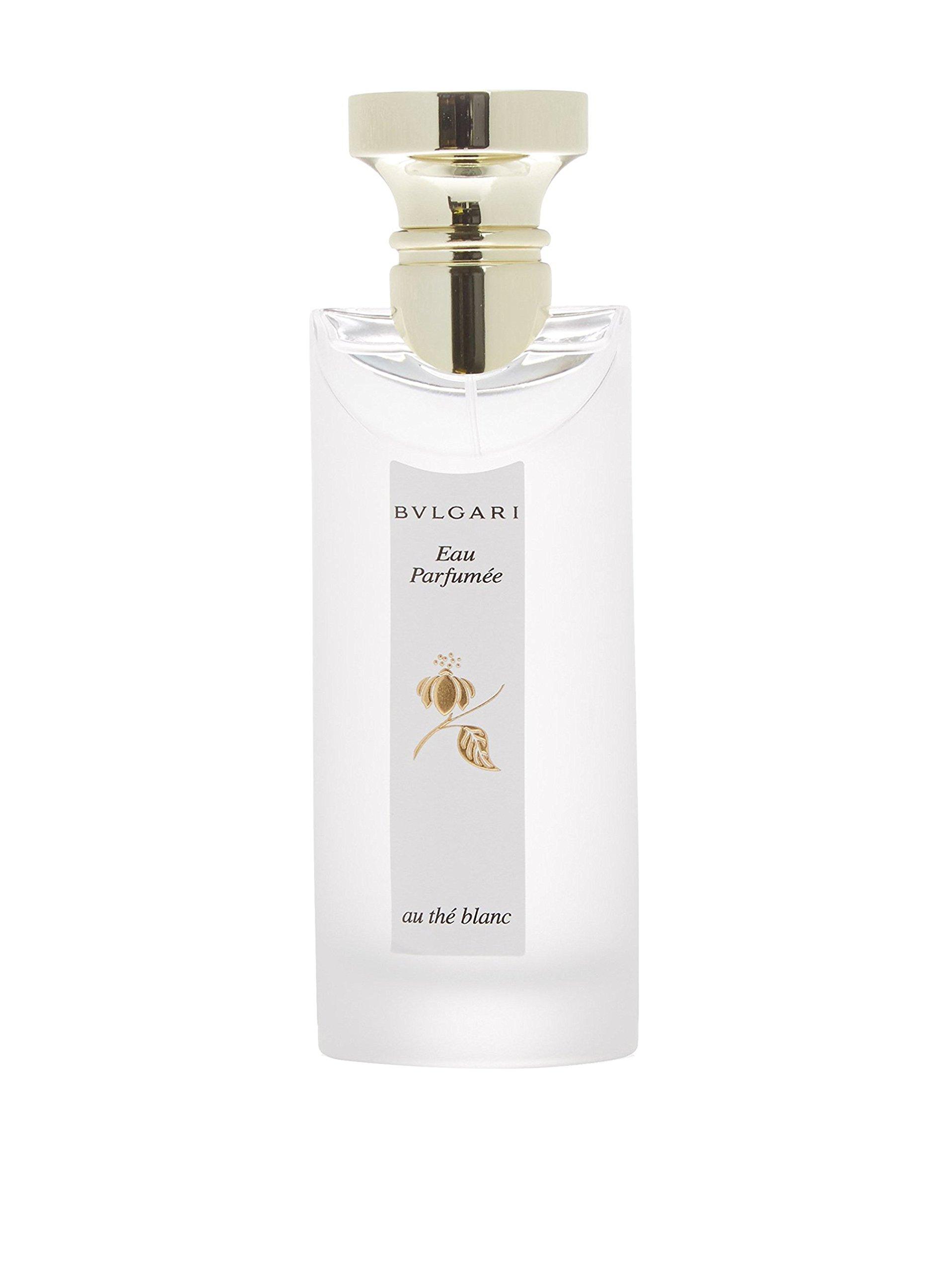 10319db654 Get Quotations · Bvlgari Eau Parfumee Au the Blanc By Bvlgari 2.5 Oz Eau De  Cologne Spray