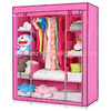 Hot sale latest designed fashionable wardrobes for children bedrooms