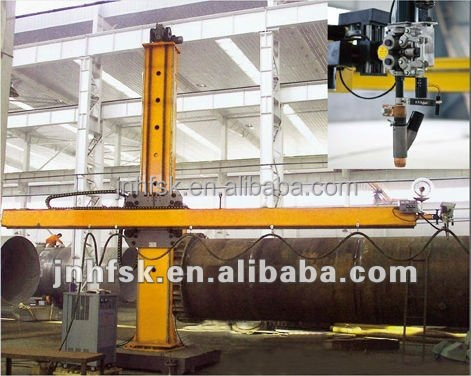 High precision automatic welding manipulator machine for peb