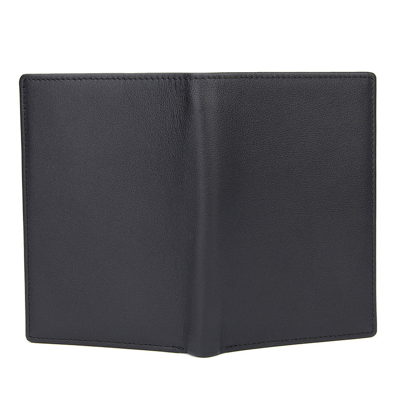 High Quality Real Leather Card Wallet Passport Holder