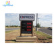 HOT popular outdoor full color video big/portable led electronic display screen