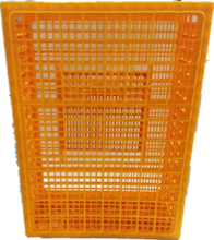 Livestock equipment bird cages 100% material transport chicken cages for sale