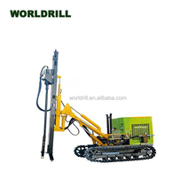 DTH Multifunctional portable WD120 30m Water well drill rig