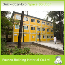 Stack-able Demountable Prefabricated Modular Classrooms