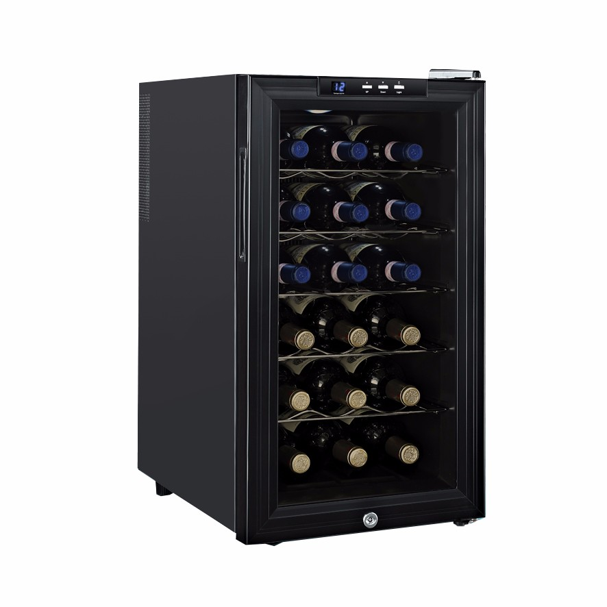 Humidity Control Red Wine fridge /Refrigerator with 8 Bottles Wine Cooler