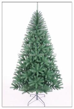 840 tips decoratived 6ft pvc christmas tree green artificial christmas fir tree - Outdoor Artificial Christmas Tree