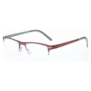 bf4b26a934f New Arrival Memory Titanium Glasses Frame Optical Classic Men Half-framed  Glasses Business Metal Eyeglasses