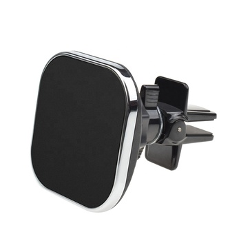 New Products Universal 360 Rotating Air Vent Clip Magnetic Car Mount Smart Mobile Cell Stand Phone Holder
