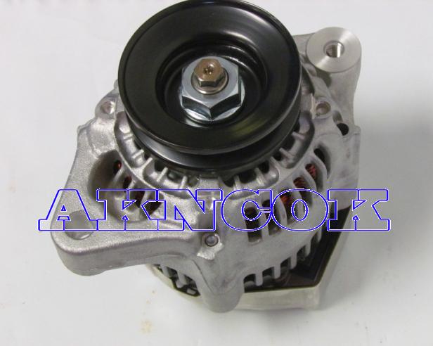 New Alternator Bobcat Skid Steer Loaders 453C 553 553F Kubota D750B D1005B 12337